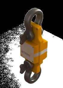 Sensor de tensão para monitorar força e carga