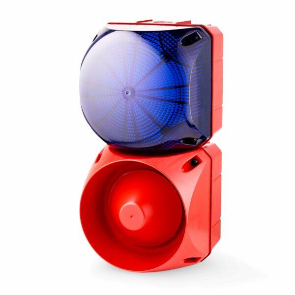 Combinação Multi-Tone Alarm Sounder A Beacons Q