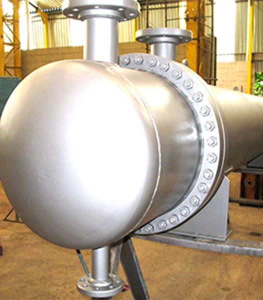 Trocadores de calor tipo casco e tubos
