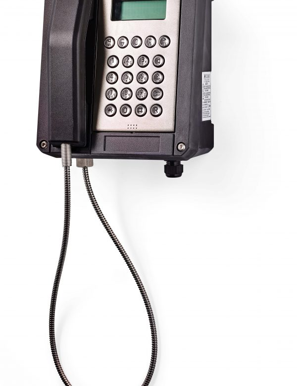 Ex-Proof analogue Telephone dST