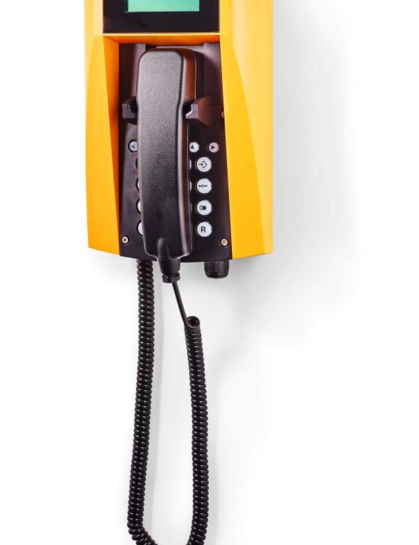 Weatherproof analogue Telephone wFT3