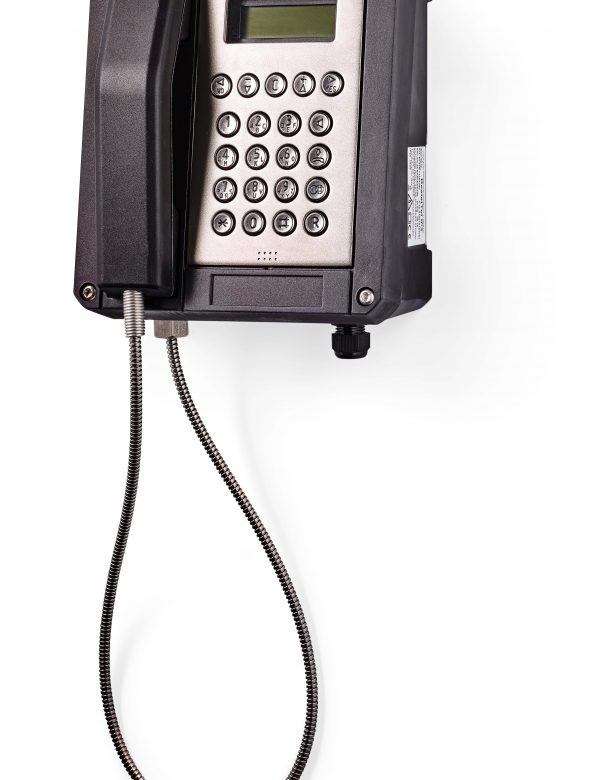 Weatherproof Analogue Telephone wST