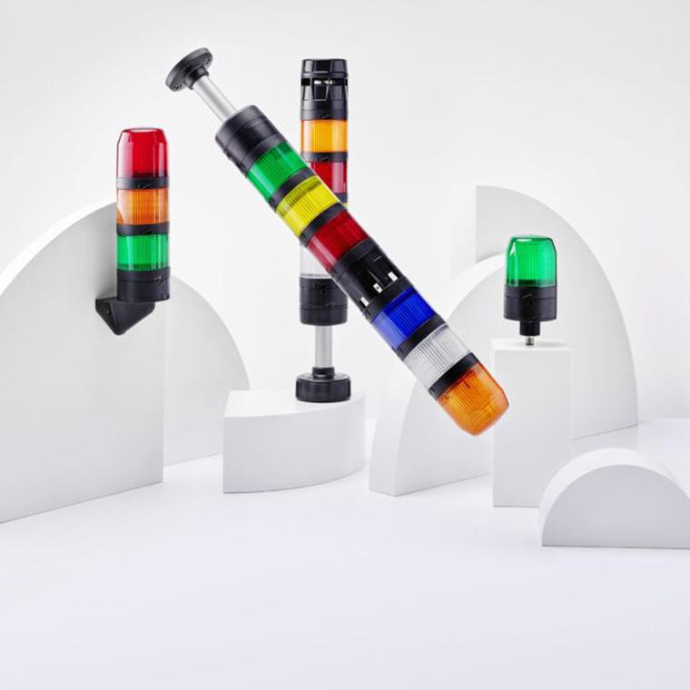 Modul-Perfect 70 modular Signal tower Ø 70mm