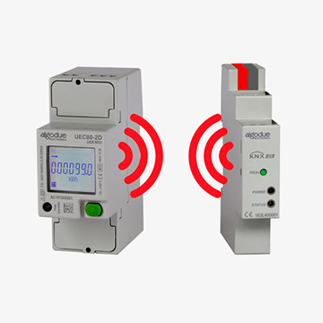 Medidor de energia Algodue UEC80-2X