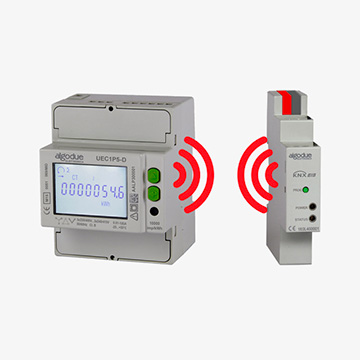 Medidor de Energia algodue UEC1P5-X