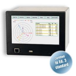 Analizador de qualidade de energia PQM4000uk