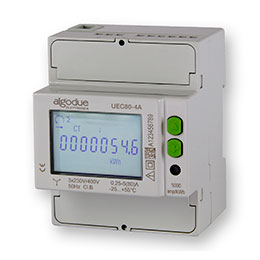 Medidor de energia UEC80-4X