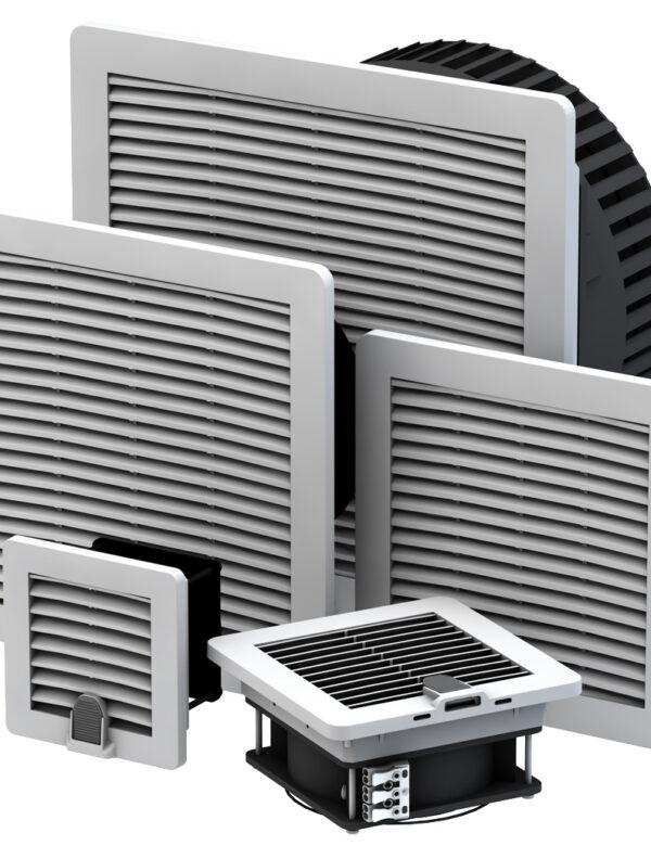 Ventiladores de Filtro Tipo D
